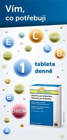 vitamíny pro diabetiky