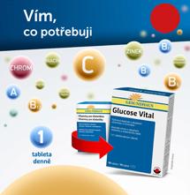 Leták - Glucose Vital